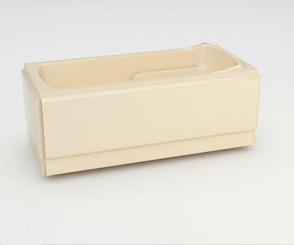 Ванна акриловая ARTEL PLAST Калерия (160) бежевая