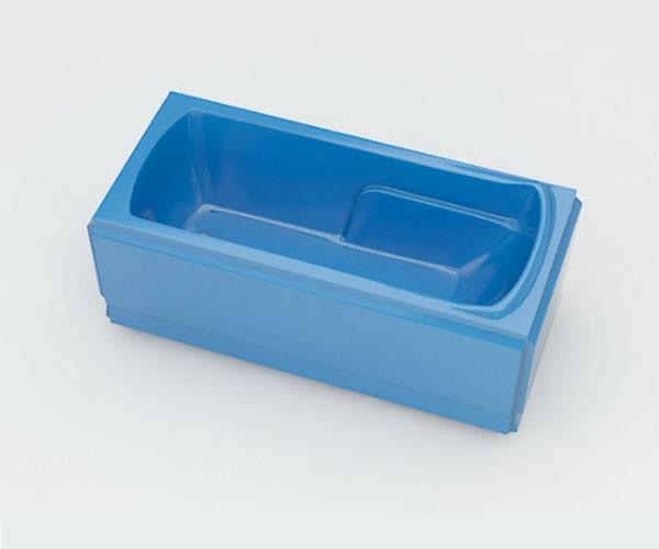 Ванна акриловая ARTEL PLAST Калерия (160) голубая