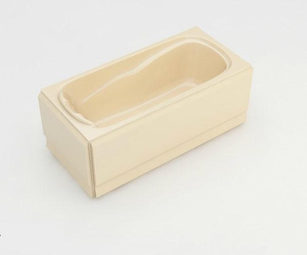 Ванна акриловая ARTEL PLAST Искра (130) бежевая