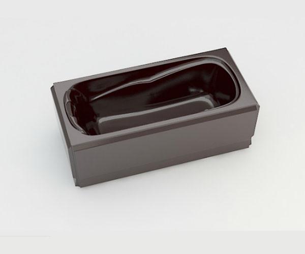 Ванна акриловая ARTEL PLAST Искра (130) коричневая