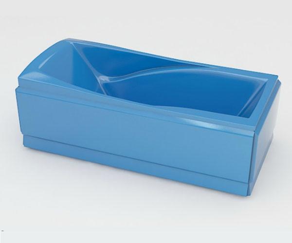 Ванна акриловая ARTEL PLAST Прекраса (190) голубая