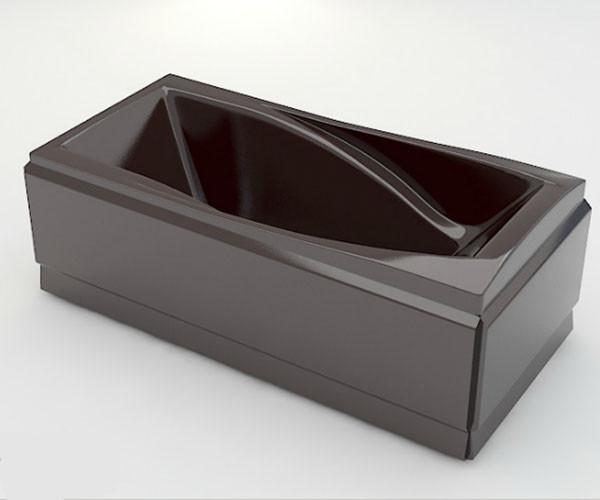 Ванна акриловая ARTEL PLAST Желанна (200) коричневая