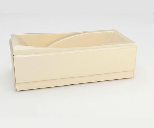 Ванна акриловая ARTEL PLAST Василиса (205) бежевая