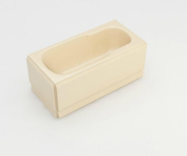 Ванна акриловая ARTEL PLAST Роксана (150) бежевая