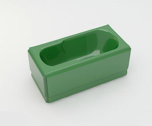 Ванна акриловая ARTEL PLAST Роксана (150) зеленая