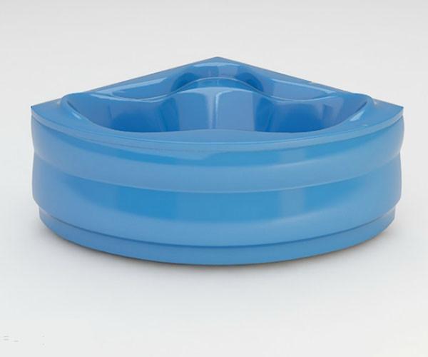 Ванна акриловая ARTEL PLAST  Злата (136) голубая