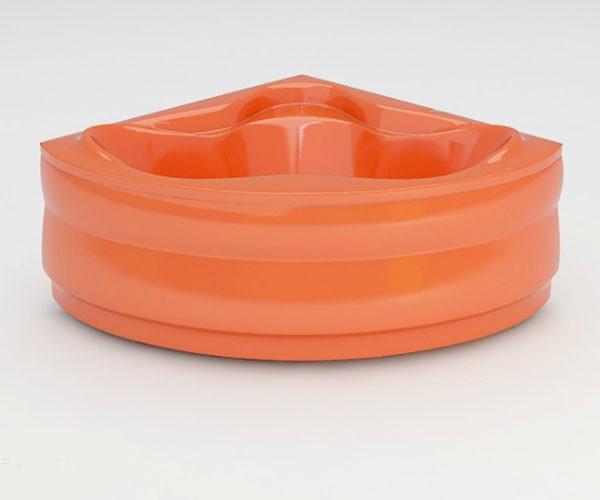 Ванна акриловая ARTEL PLAST  Злата (136) оранжевая