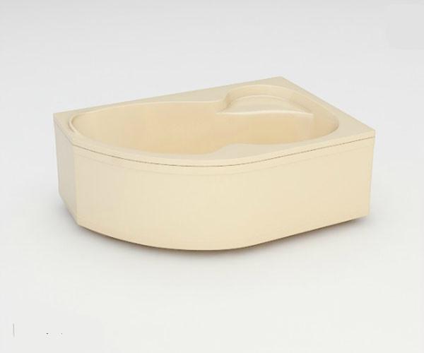 Ванна акриловая ARTEL PLAST Флория (170) бежевая