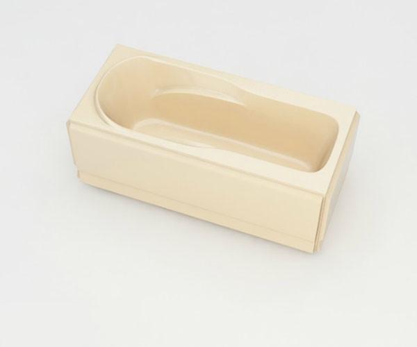Ванна акриловая ARTEL PLAST Цветана (170) бежевая