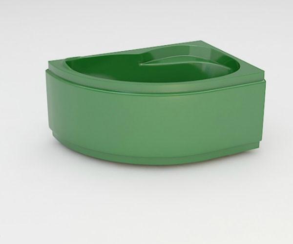Ванна акриловая ARTEL PLAST Ярослава (150) зеленая