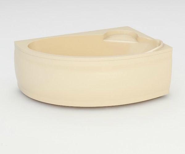 Ванна акриловая ARTEL PLAST Стелла (170) бежевая