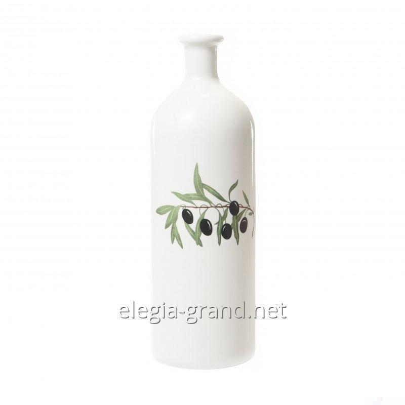 オリーブオイルのボトル「シリンダー」