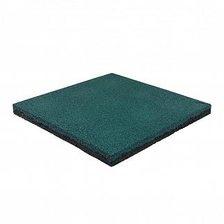 Резиновая плитка 500×500, 25 мм