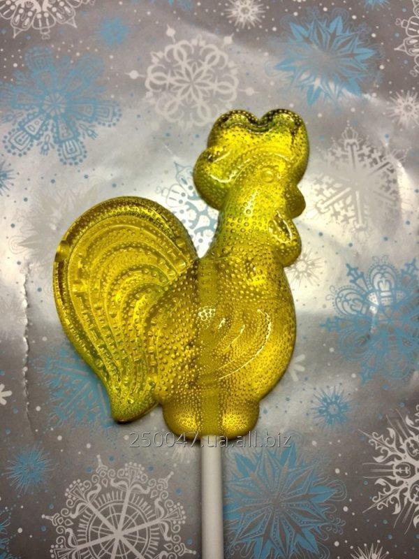 Buy Lollipop natural Cockerel of 40 grams