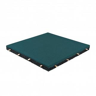 Резиновая плитка 500×500, 30 мм