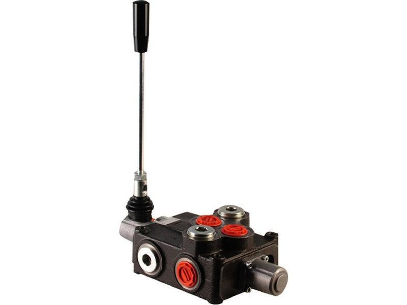 Купить Моноблочный гидрораспределитель (клапан) 1P120 Вadestnost (Болгария)