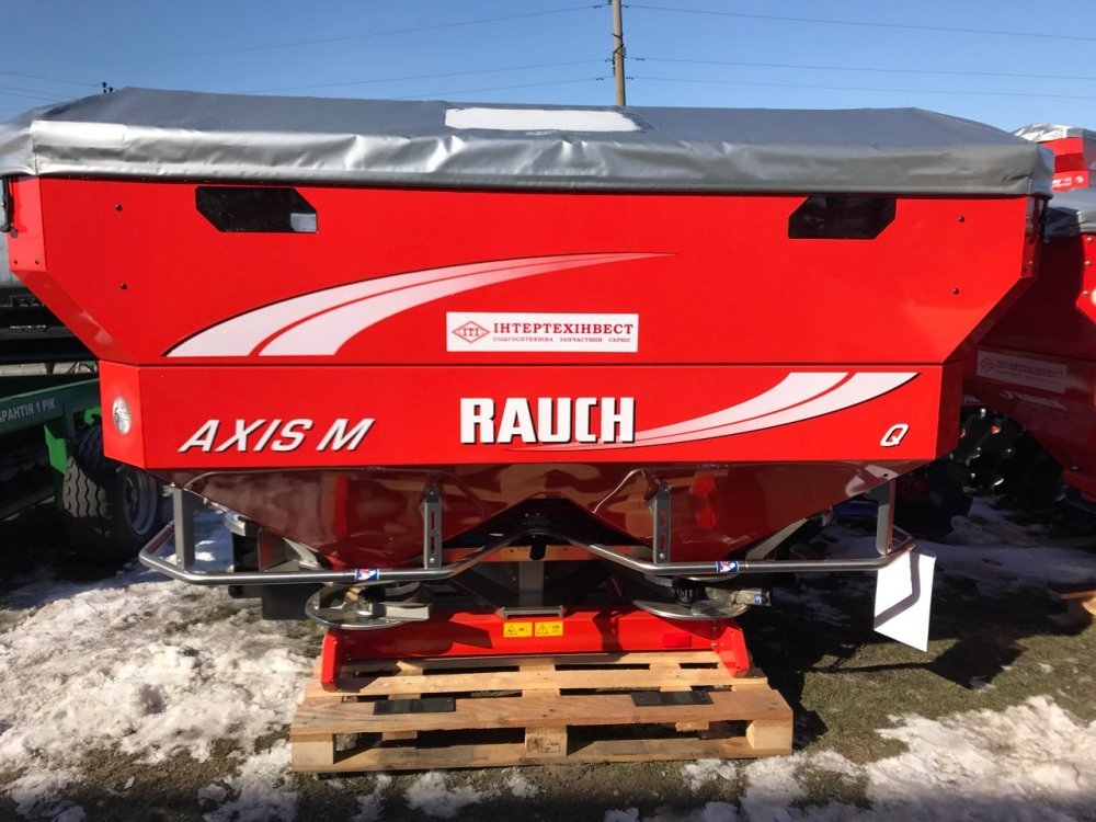 Разбрасыватель удобрений RAUCH AXIS M 30.2 K