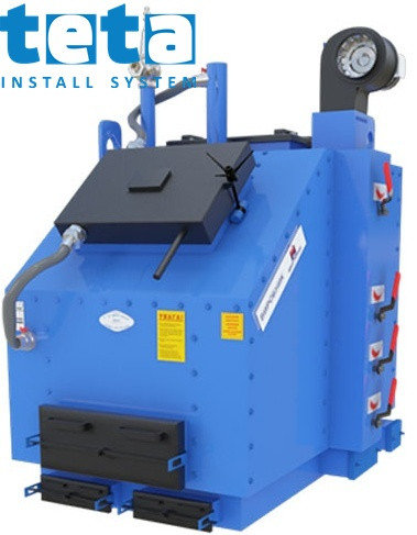Котел твердотопливный Идмар KW-GSN 1140 кВт