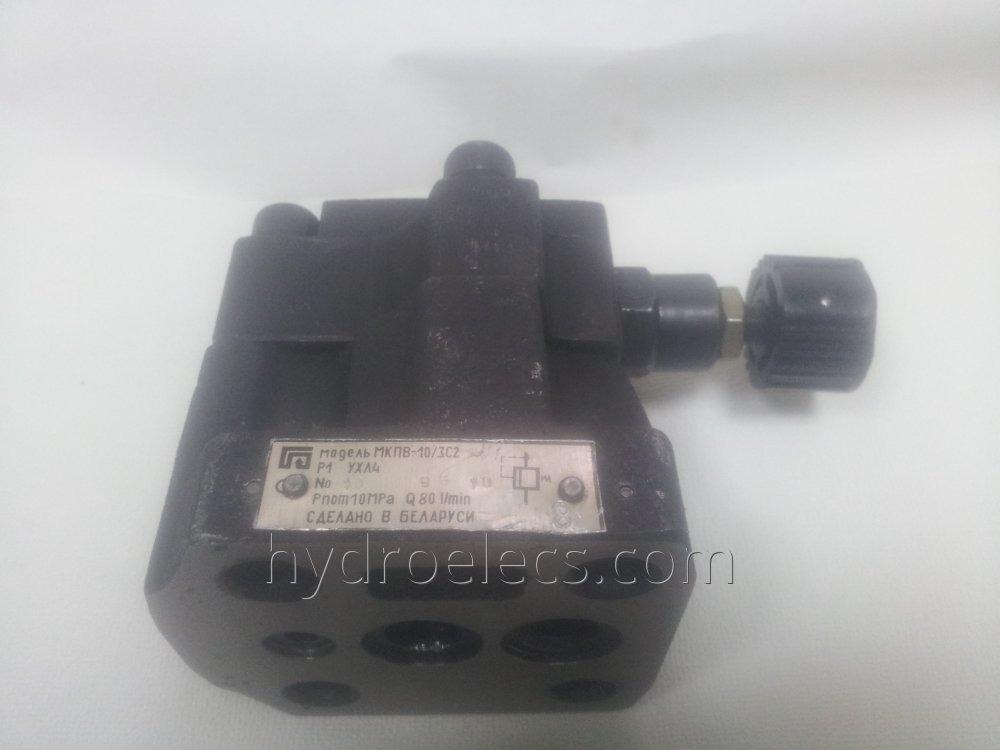 Гидроклапан предохранительный МКПВ-10/3С2 Р1