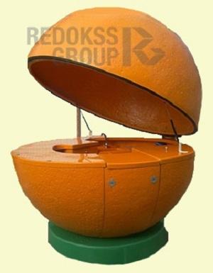 Торговые павильоны Апельсин