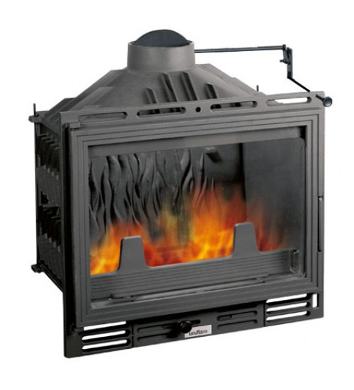 Buy Chimney fire chamber of Uniflam 600 with a shiber