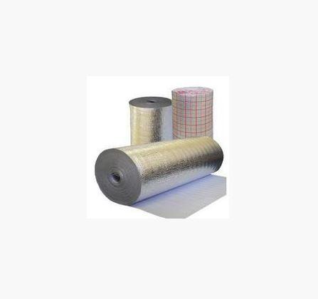 Вспененный полиэтилен ППЭ ламинированное одностор. (10мм) - 1 м * 50 м