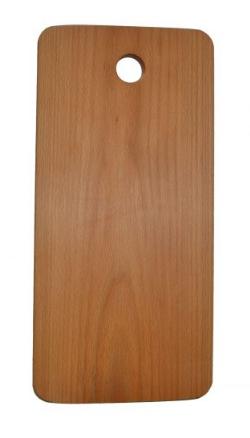 Разделочная доска из древесины 40*18 см