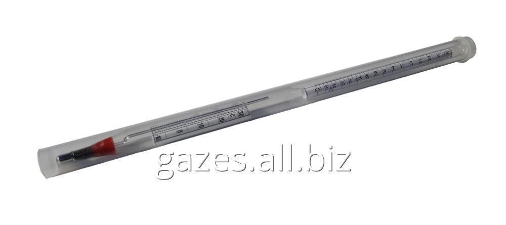 Ареометр для термоденсиметр плотномер СУГ Coprim для газовозов, пропана, сжиженного газа ареометр колба запасной