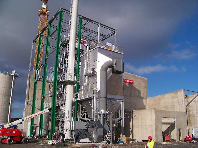 ORC ТЭЦ 1,3 МВт