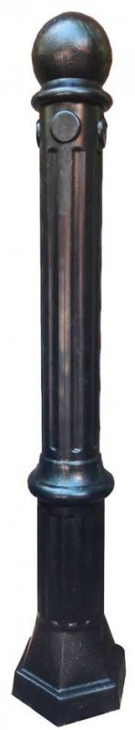 Ограничитель проезда (столбик) композитный №1