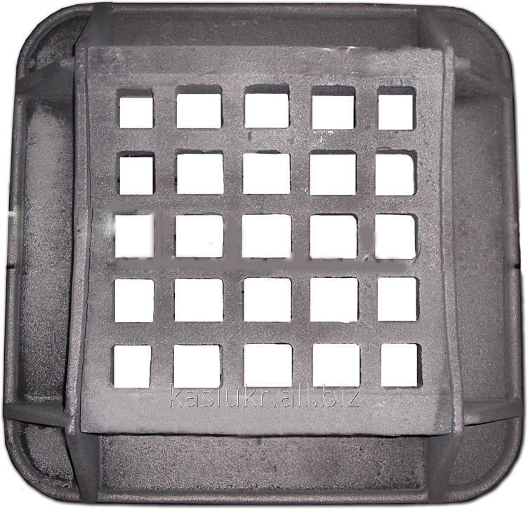 Дождеприемник тяжелый квадратный тип ДМ1 (С250)