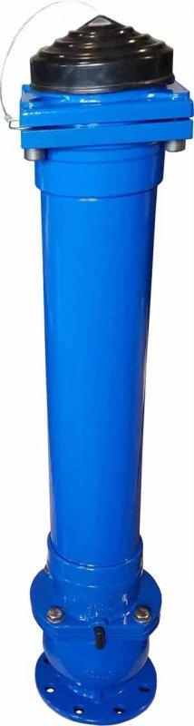 Подземный пожарный гидрант JAFAR 8853 DN 100/125 Н=4000 мм. PN 16 (DUO ГОСТ)