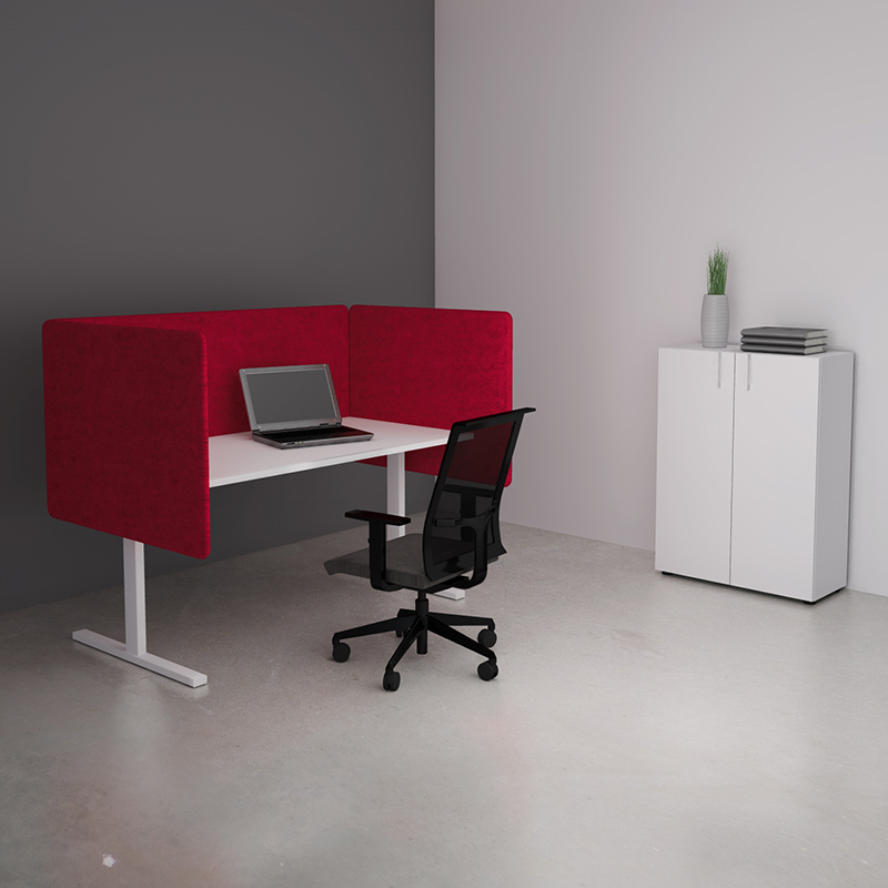 Buy Acoustic partitions of Desk 760