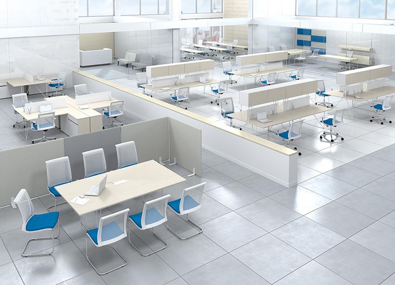 Система офисных столов AIR