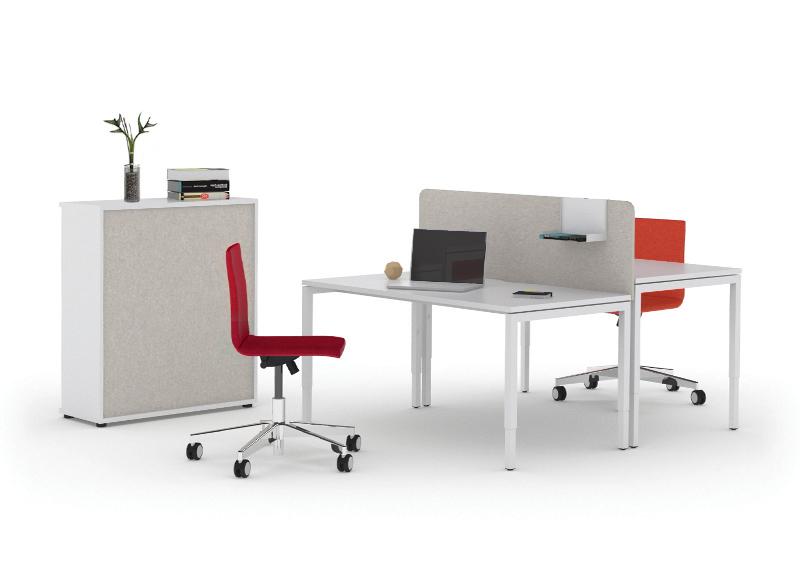 Система офисных столов NOVA H