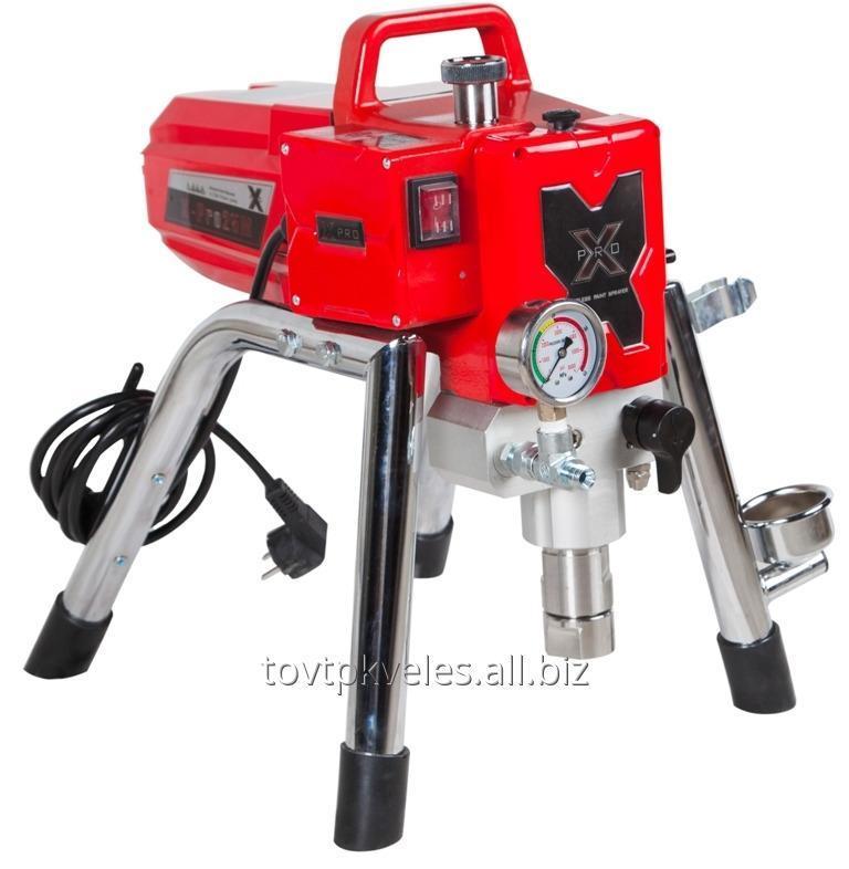 Купить Оборудования для покраски агрегат окрасочный Dino Power X-25M, DP-6325.