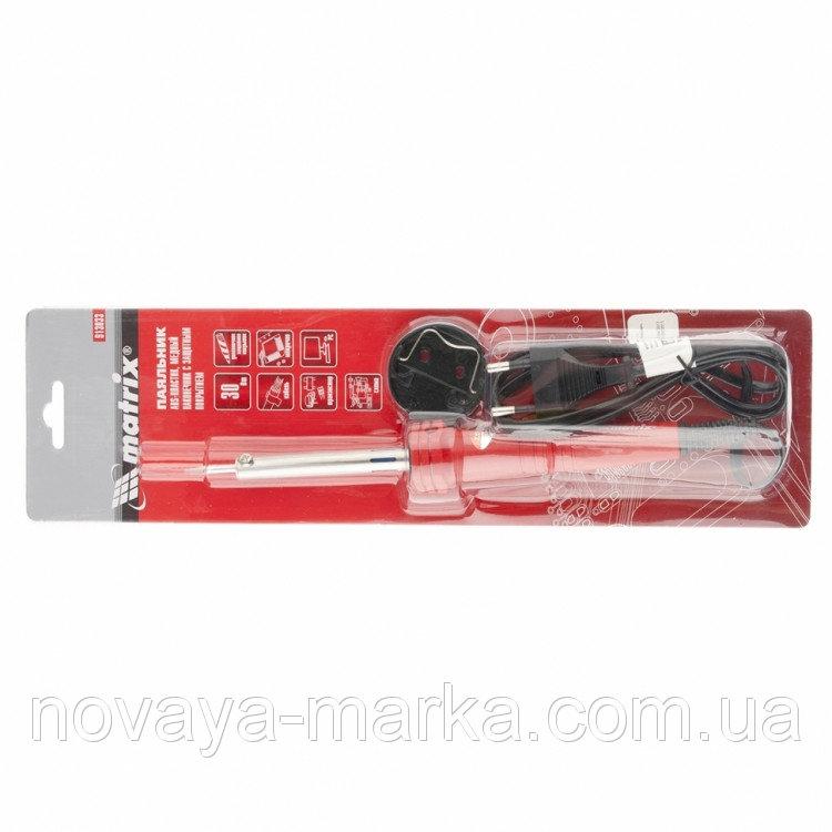 Buy Soldering iron, layer. ABS z ponizh. teploprov_d, m_dny nak_nechnik z dovgostr. pokrittyam, 220B, 30W//MTX 9130339