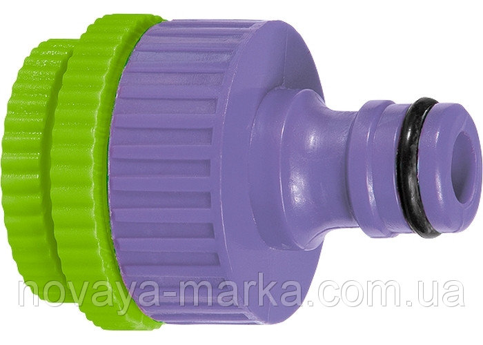"Buy Adapter of plastmasoviya, 1/2 ""-3/4""-1"", vnutr_shnya r_zba of PALISAD 657358"