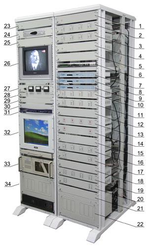 Системы распределительные беспроводные универсальные UWDS - новые цифровые технологии беспроводного широкополосного абонентского доступа