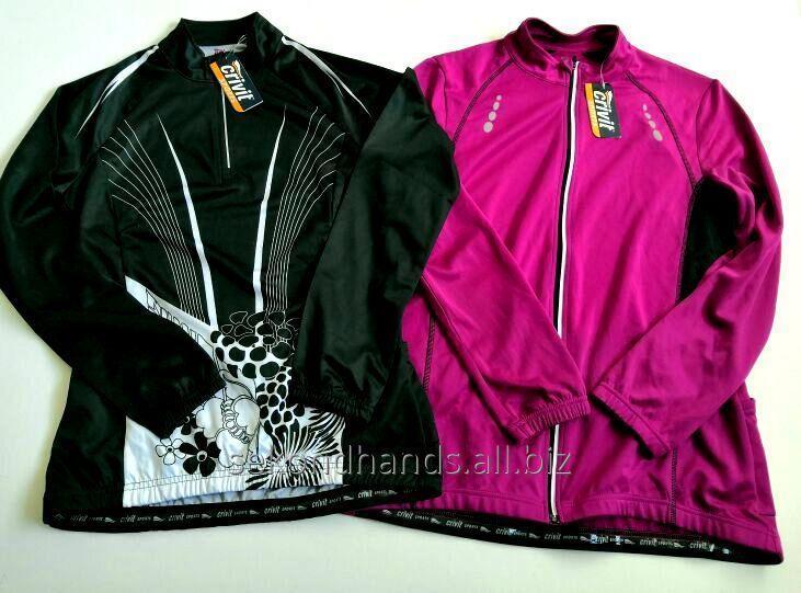 Спортивная одежда Crivit (Германия)