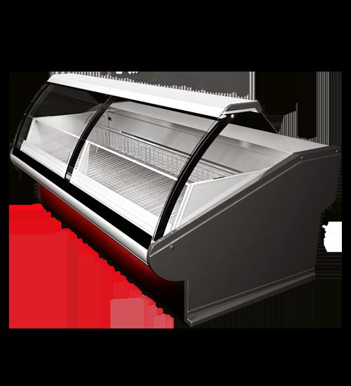 Низкотемпературная (морозильная) витрина Florenzia-M