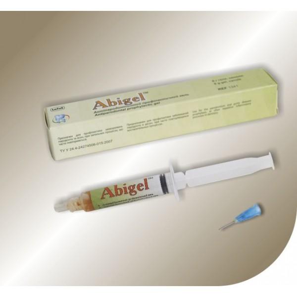 Abigel/Абигель, антипародонтитный профилактический гель, LaTuS