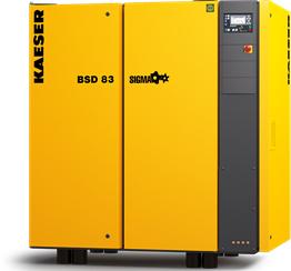 Компрессор винтовой KAESER BSD 83 (до 8,16 м3/мин)
