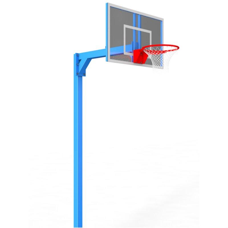 Стойка баскетбольная разборная уличная