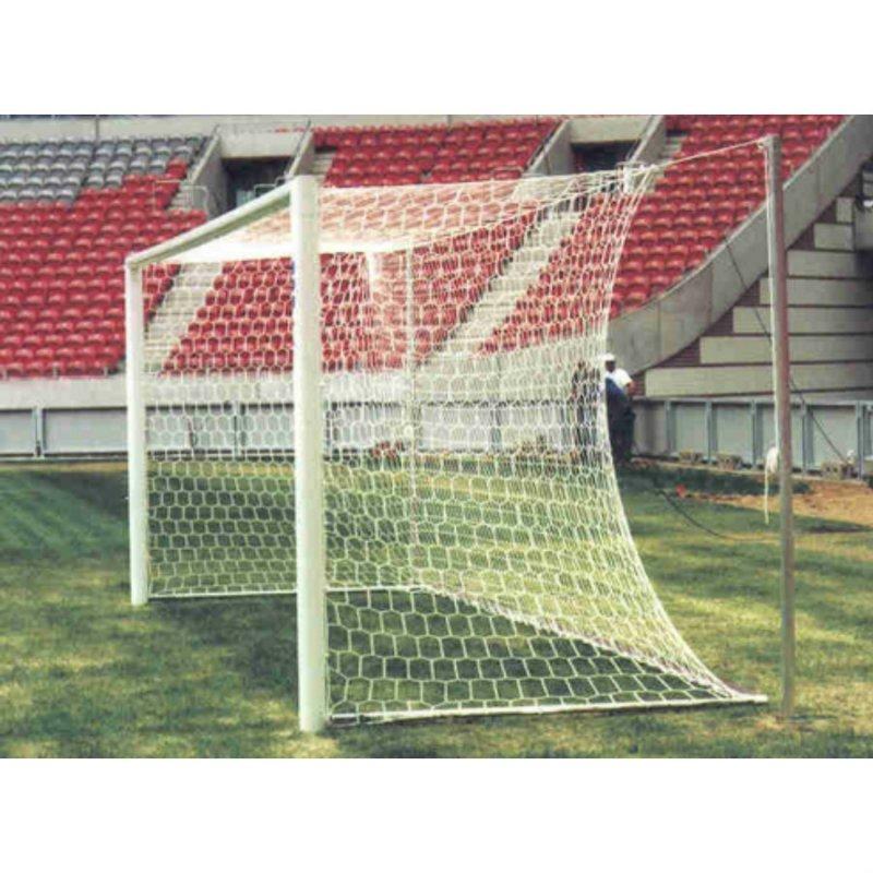 Сітки вязані для футбольних воріт