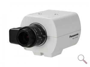 Купить Фиксированная аналоговая видеокамера Panasonic WV-CP304E