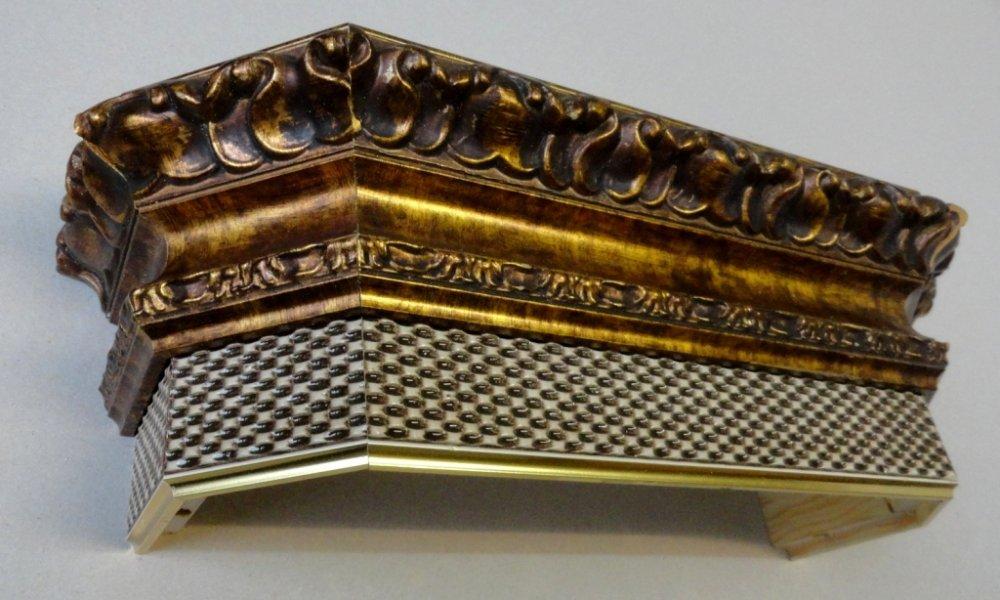 Купить Карниз польский, 1186 + ПАС-12 (12 см.)