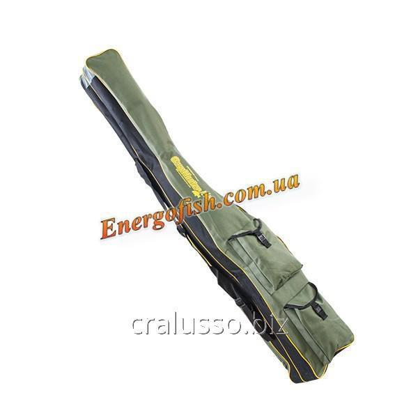 Чехол Carp Hunter Plus под катушку 2 секции 140 см