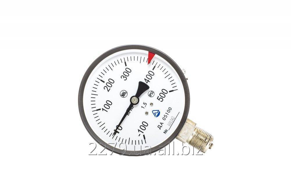 Buy Manovakuumetr of DM 05 for ammonia Steklopribor