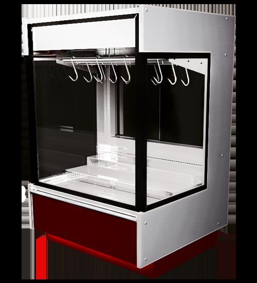Холодильная витрина Verona Cube мясная